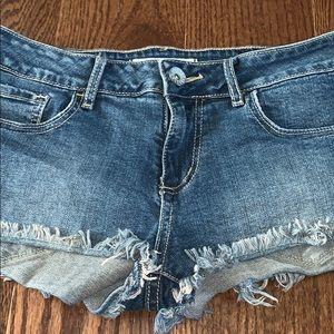 Glitter Bullheadblack shorts. Gently used